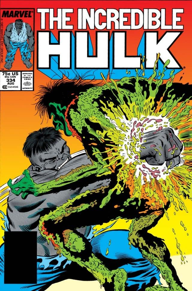 Incredible Hulk (1962-1999) #334