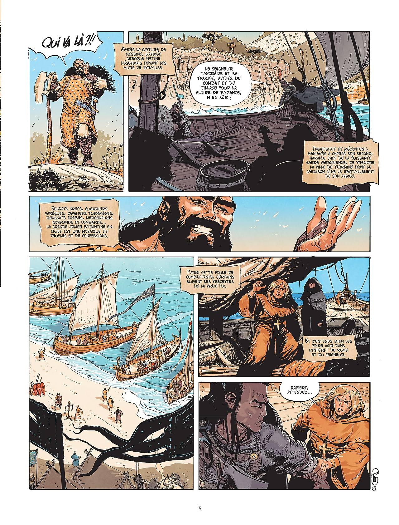 Ira Dei Vol. 1: L'Or des Caïds