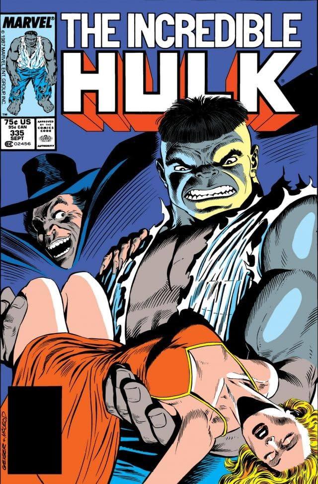 Incredible Hulk (1962-1999) #335