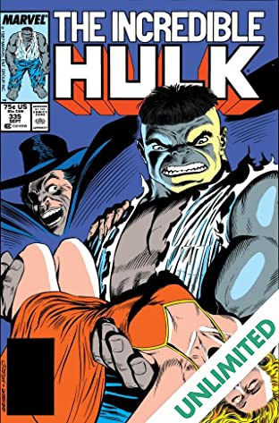Incredible Hulk (1962-1999) #335