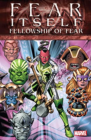 Fear Itself: Fellowship of Fear (2011) #1