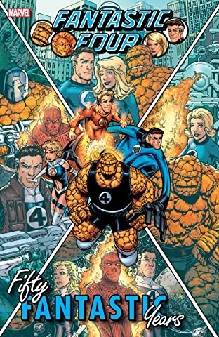 FF: 50 Fantastic Years (2010) #1