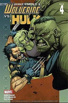Ultimate Wolverine vs. Hulk No.4 (sur 6)