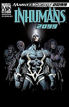 Inhumans 2099 (2004) No.1