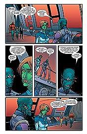 Inhumans 2099 (2004) #1