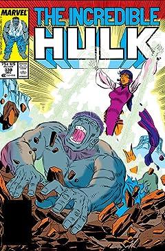 Incredible Hulk (1962-1999) #338