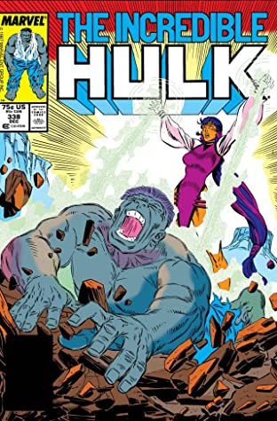 Incredible Hulk (1962-1999) #338