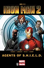 Iron Man 2: Agents of S.H.I.E.L.D. (2010) #1