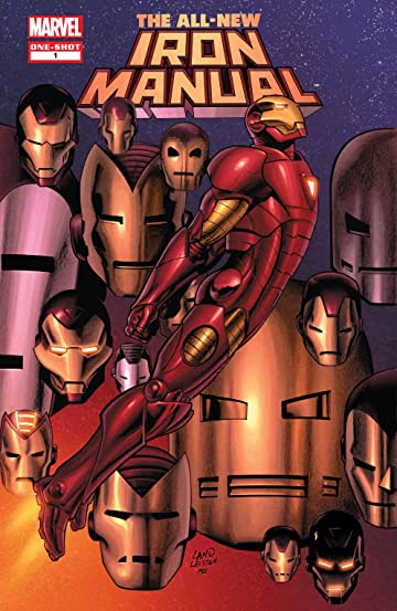 Iron Man Manual (2008) #1