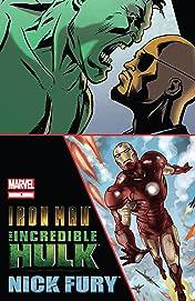 Iron Man/Hulk/Fury (2009) #1