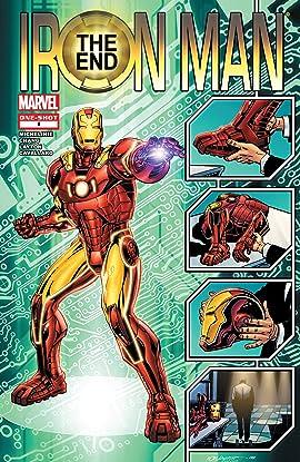 Iron Man: The End (2008) #1