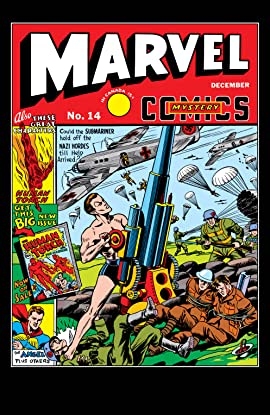 Marvel Mystery Comics (1939-1949) #14
