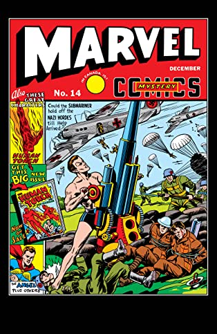 Marvel Mystery Comics (1939-1949) #14