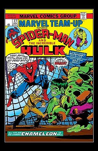 Marvel Team-Up (1972-1985) #27
