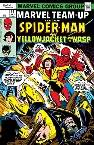 Marvel Team-Up (1972-1985) #59