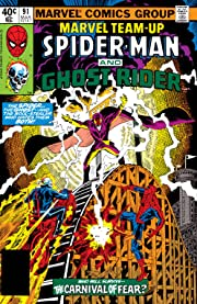 Marvel Team-Up (1972-1985) #91