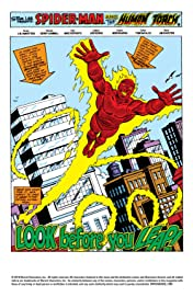 Marvel Team-Up (1972-1985) #121