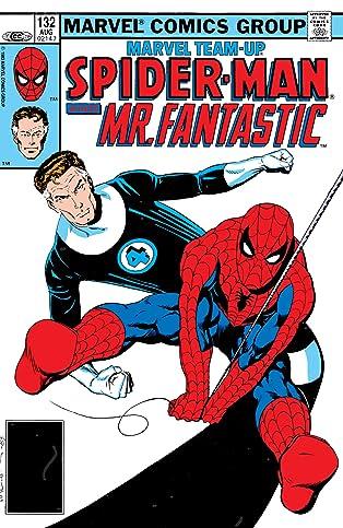 Marvel Team-Up (1972-1985) #132