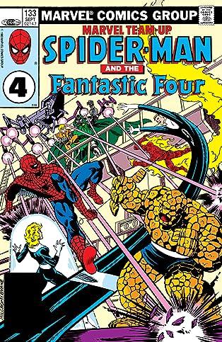Marvel Team-Up (1972-1985) #133