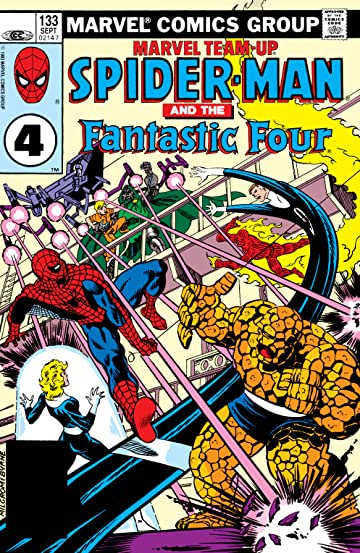 Marvel Team-Up (1972-1985) #133