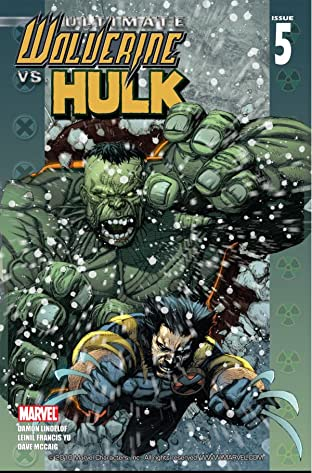 Ultimate Wolverine vs. Hulk #5 (of 6)