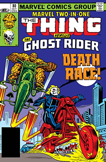 Marvel Two-In-One (1974-1983) #80