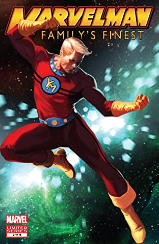 Marvelman: Family's Finest (2010-2011) #2
