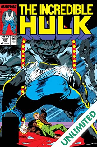 Incredible Hulk (1962-1999) #339