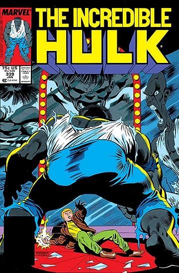 Incredible Hulk (1962-1999) #339