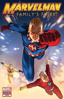 Marvelman: Family's Finest (2010-2011) #3
