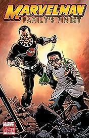 Marvelman: Family's Finest (2010-2011) #4
