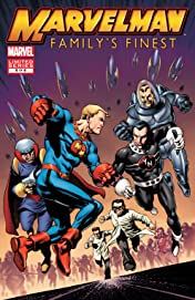 Marvelman: Family's Finest (2010-2011) #5