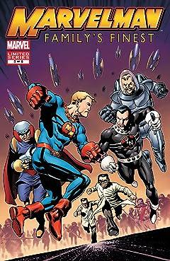 Marvelman: Family's Finest (2010-2011) #5