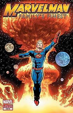 Marvelman: Family's Finest (2010-2011) #6
