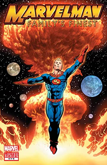 Marvelman: Family's Finest (2010-2011) #6