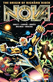 Nova: Origin of Richard Rider (2009) #1
