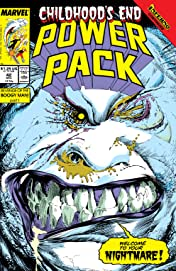 Power Pack (1984-1991) #42