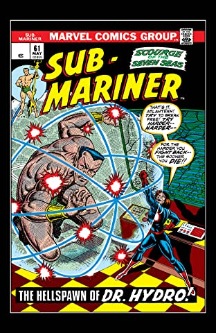 Sub-Mariner (1968-1974) #61