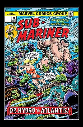 Sub-Mariner (1968-1974) #62