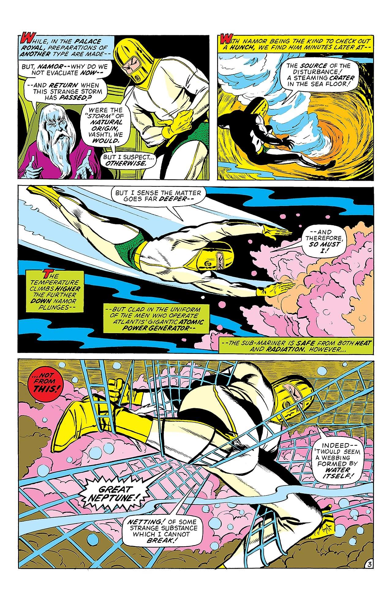 Sub-Mariner (1968-1974) #63