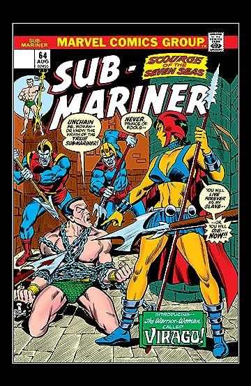 Sub-Mariner (1968-1974) #64