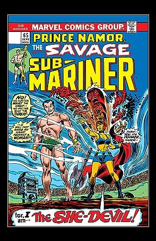 Sub-Mariner (1968-1974) #65