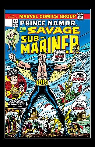 Sub-Mariner (1968-1974) #67