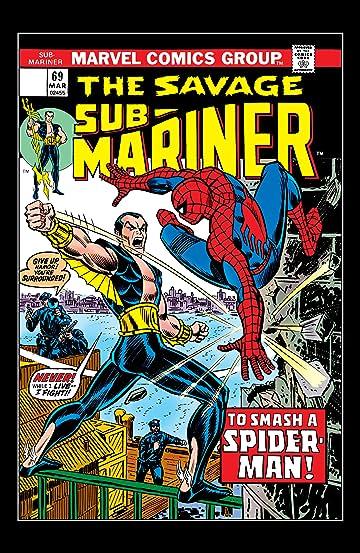 Sub-Mariner (1968-1974) #69