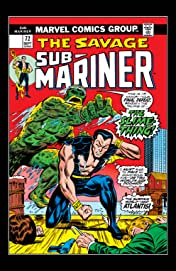 Sub-Mariner (1968-1974) #72