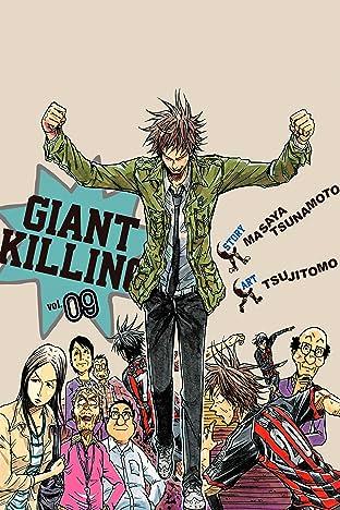 Giant Killing Vol. 9