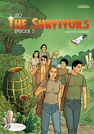 The Survivors Tome 5: Quantum anomalies