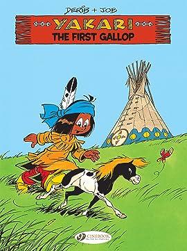 Yakari Vol. 15: The First Gallop