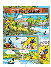 Yakari Vol. 15: The First Gallop