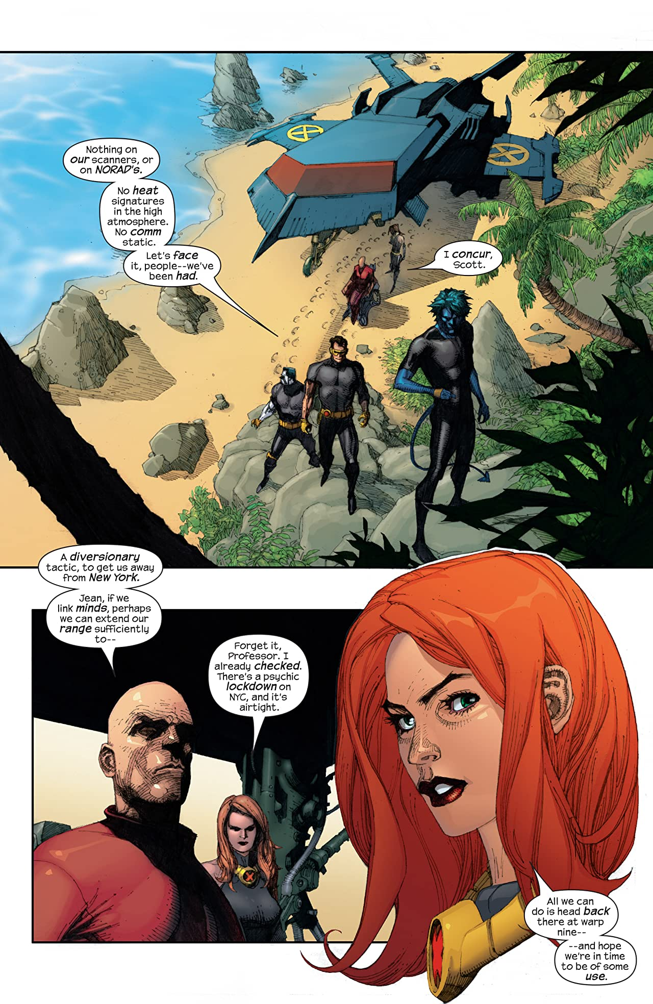 Ultimate Fantastic Four/Ultimate X-Men (2006) #1